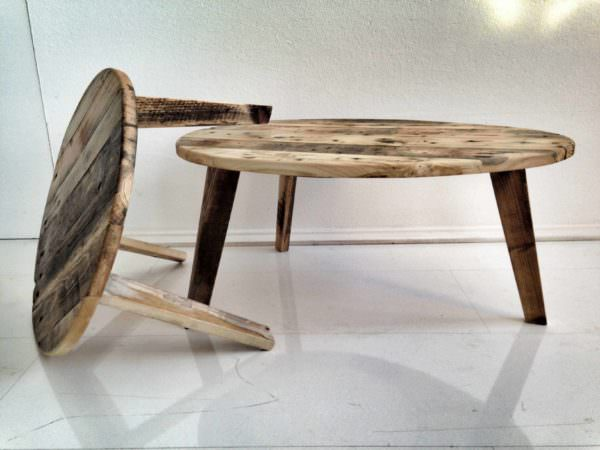 The 62 Most Creative Pallet Coffee Tables For Your Inspiration 1001 Pallets