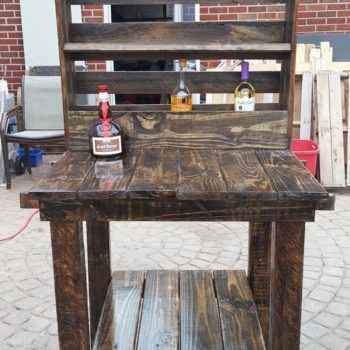 The Pallet Bar Is Open