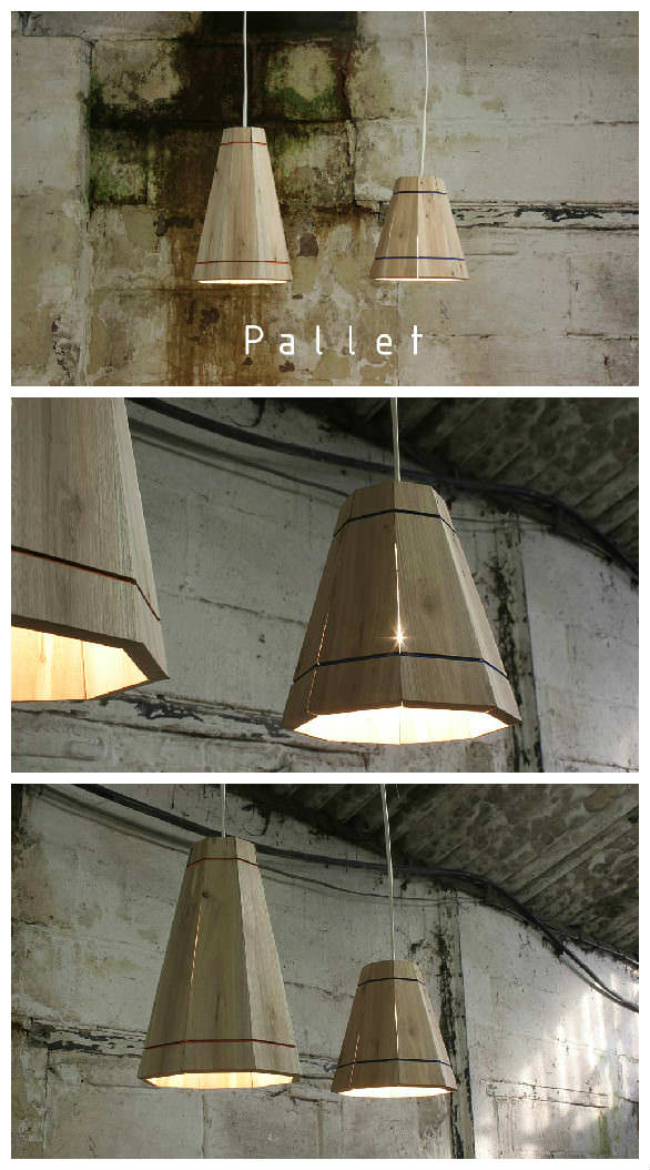 ... The Most Stunning Lamps Made From Reclaimed Pallets • 1001 Pallets