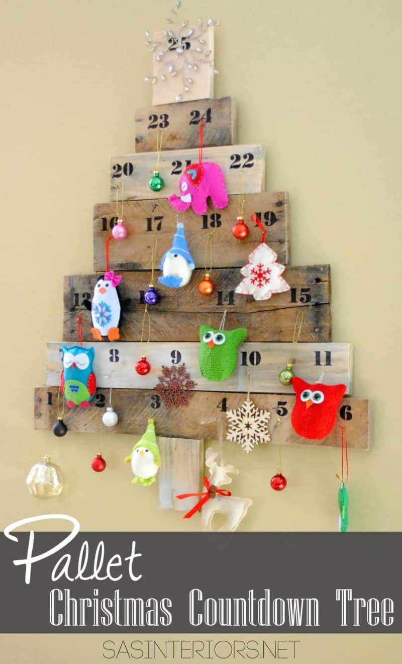 65 pallet christmas trees holiday pallet decorations ideas 1001 pallets