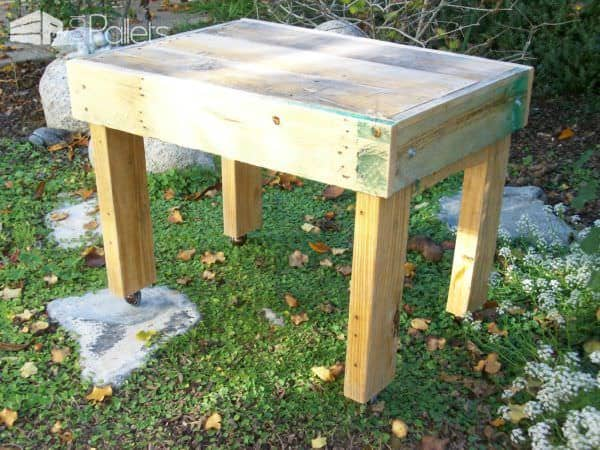 Outdoor Pallet Coffee Table Lounges & Garden Sets Pallet Coffee Tables