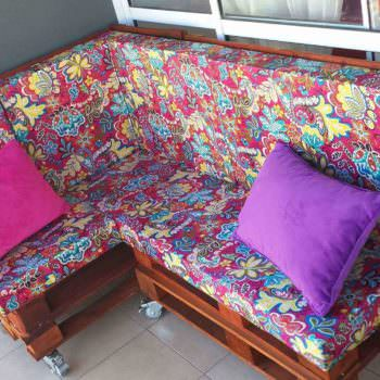 Pallet Small Lounge