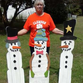 Christmas Yard Decorations