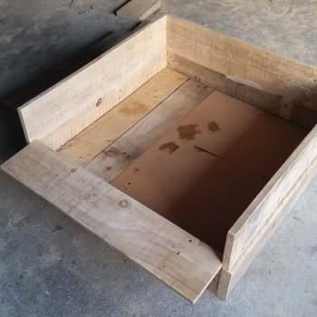 Dow Whelping Box