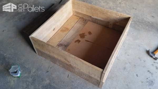 Dow Whelping Box Animal Pallet Houses & Pallet Supplies