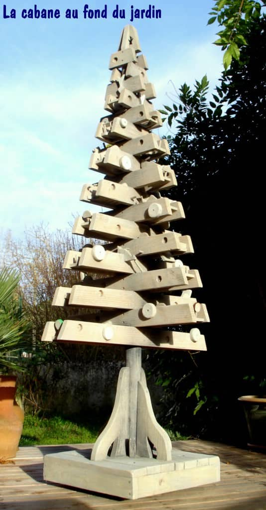 Pallet Outdoor Christmas Tree Pallet Home Accessories