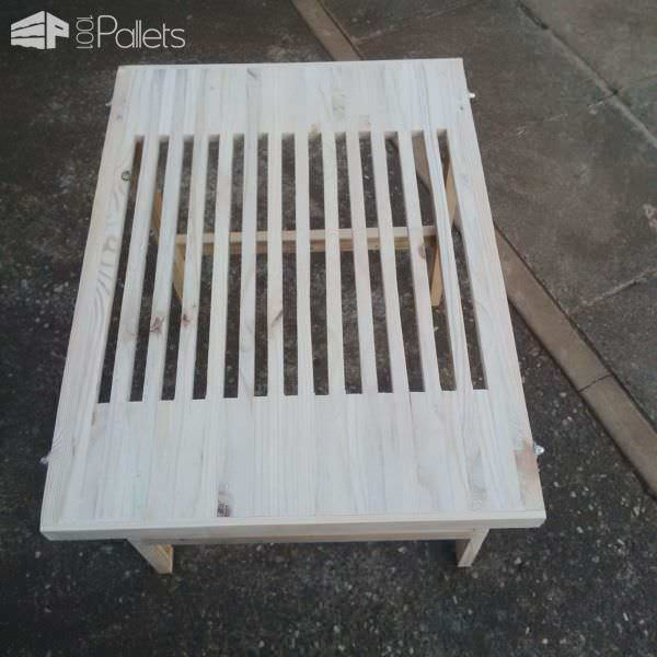 Outdoor Pallet Table Pallet Desks & Pallet Tables
