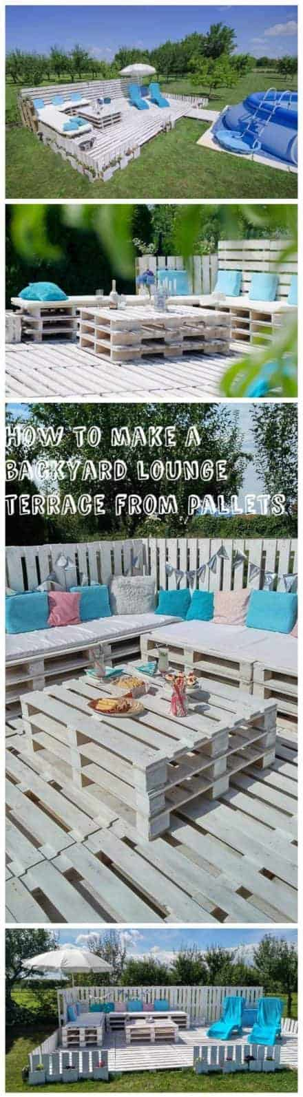 terraces patios the backyard lounge party terrace you need for your