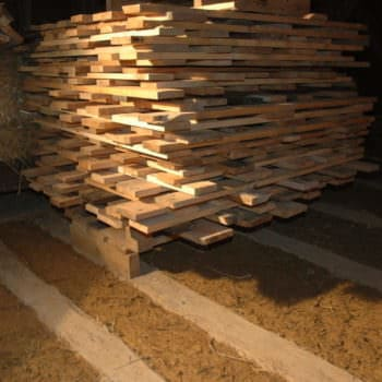 An Easy Way For Pallet Dismantling