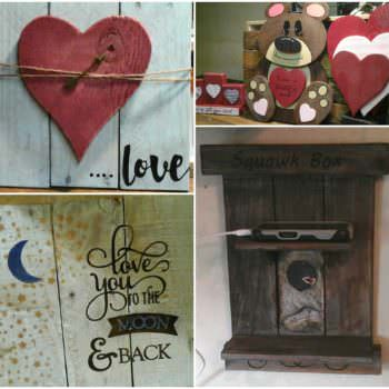Crafts Out Of Recycled Pallet Wood