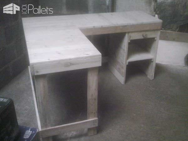 Fabrication De Meuble En Palettes / Furniture From Repurposed Pallets DIY Pallet Furniture