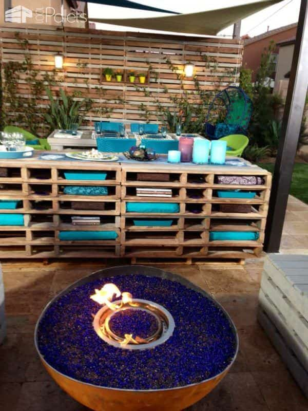 Modern Outdoor Terrace Lounges & Garden Sets