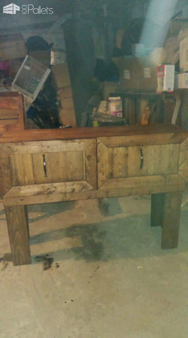 Pallet Shoe Rack Bench Pallet Benches, Pallet Chairs & StoolsPallet Cabinets & Pallet Wardrobes