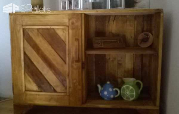 My First Cabinet Pallet Cabinets & Pallet Wardrobes
