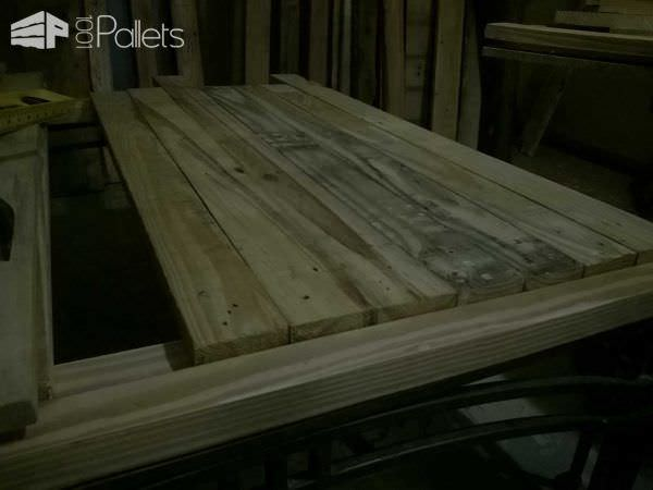 My Pallets Table Games Pallet Desks & Pallet Tables