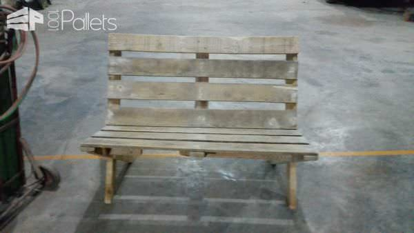 Outdoor Bench Pallet Benches, Pallet Chairs & Stools
