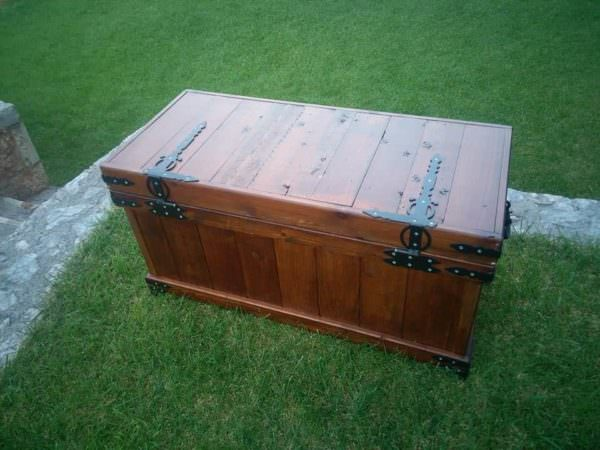Pallet Chest Pallet Boxes & Chests