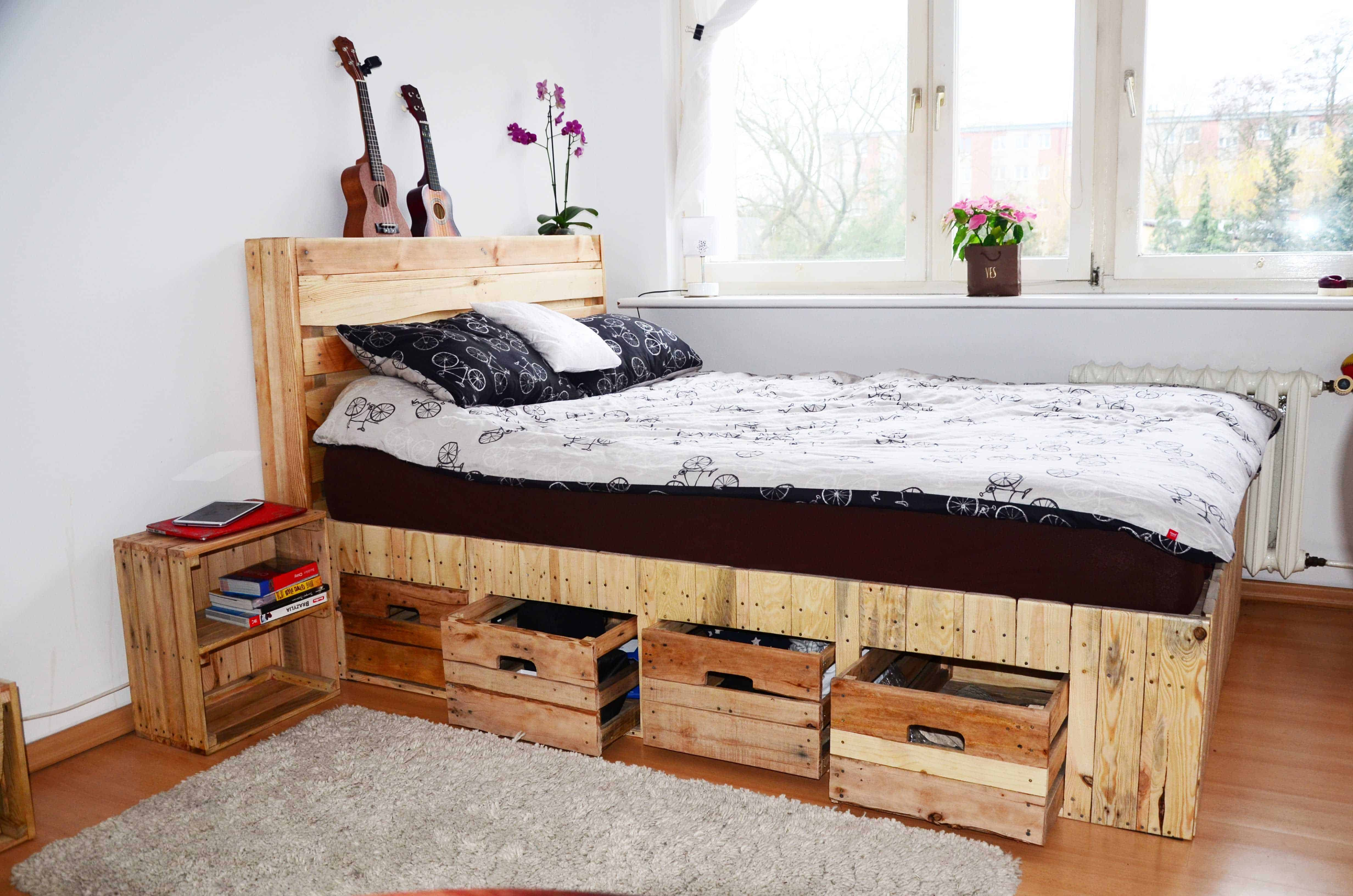 Pallet Furniture Chests | Trend Home Design And Decor