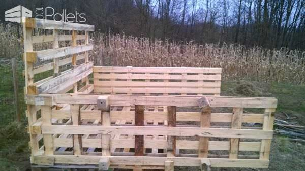 Small Shed from Used Pallets & Cheap Wood Pallet Sheds, Pallet Cabins, Pallet Huts & Pallet Playhouses