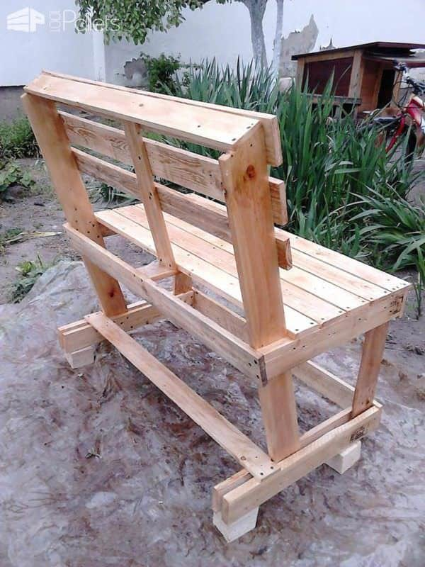 Garden Furniture from Pallets Pallet Benches, Pallet Chairs & Pallet Stools