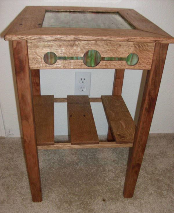 1001pallets.com-mission-style-nightstand