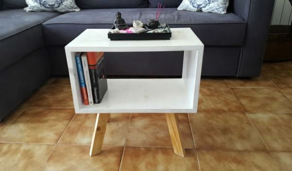 Nordic Coffee Table Pallet Coffee Tables