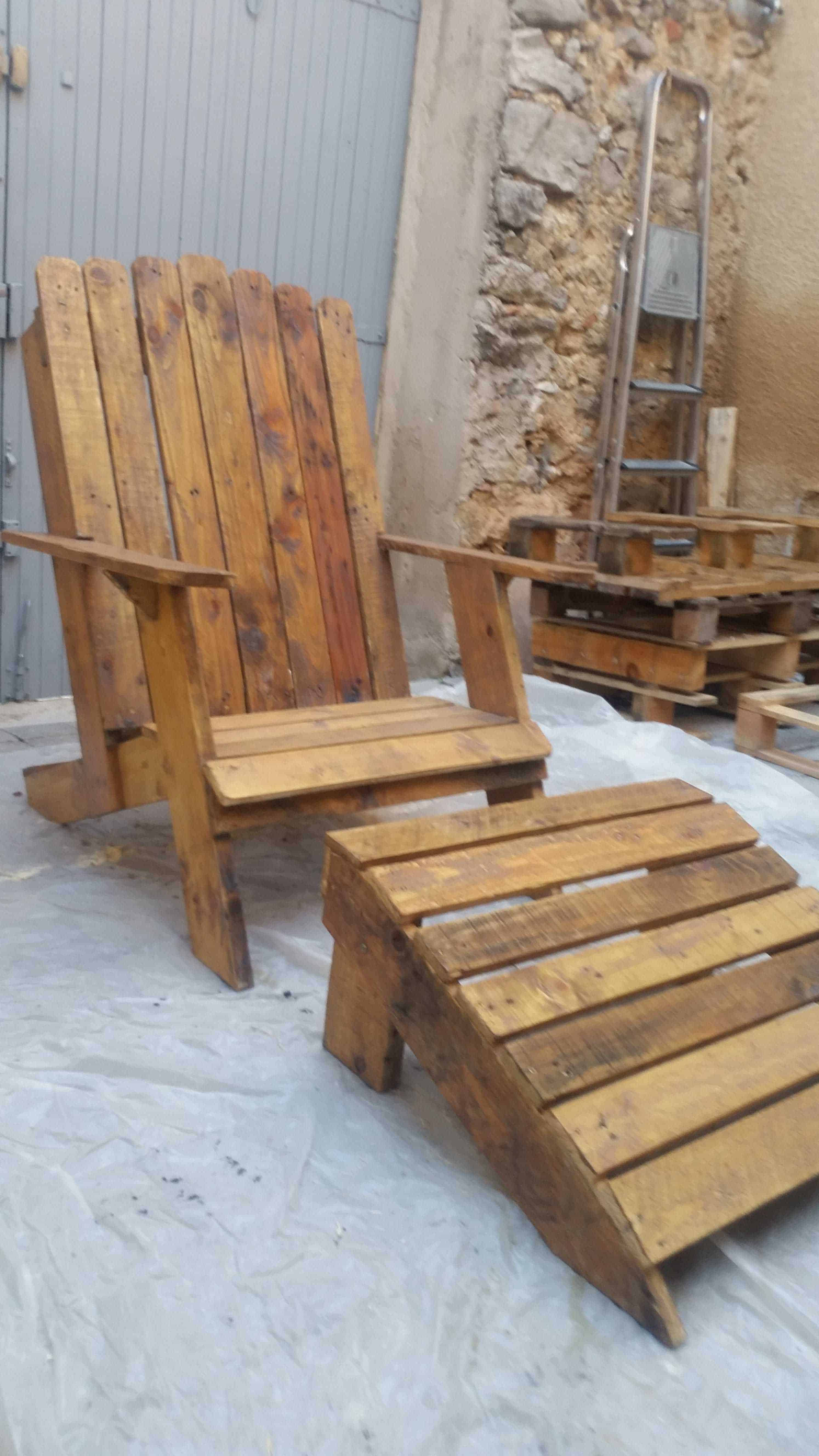 Tall lamps for living room - Pallet Adirondack Chair Pallet Ideas 1001 Pallets