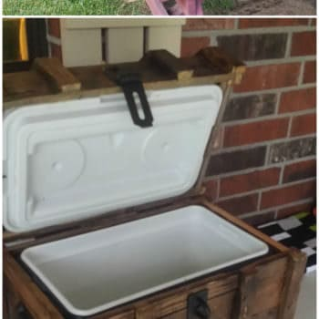Pirate Treasure Chest Cooler Out Of 2 Pallets