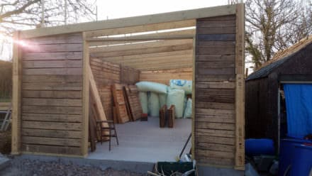 Yet Another Pallet Shed
