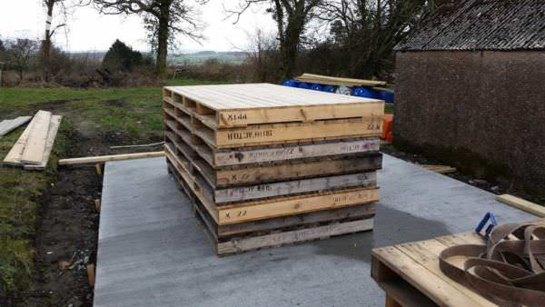 Yet Another Pallet Shed Pallet Sheds, Pallet Cabins, Pallet Huts & Pallet Playhouses
