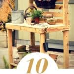 10 Pallet Furniture Projects That Help You Get the Most of Your Lawn