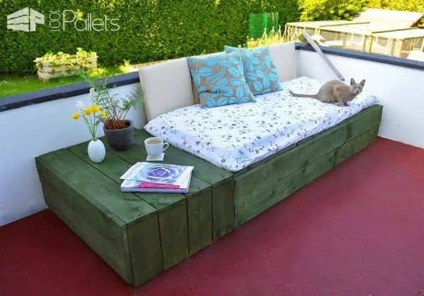 10 Pallet Furniture Projects That Help You Get the Most of Your Lawn Other Pallet Projects