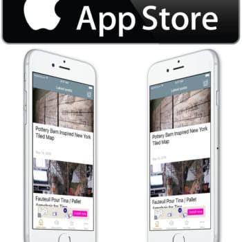 1001pallets Ios Iphone/Ipad App Is Available