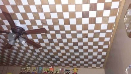 A Different Type of Ceiling