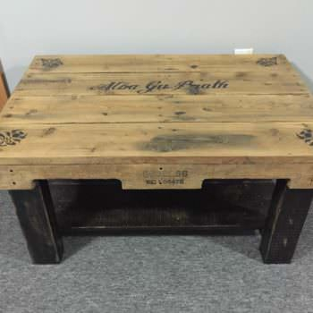 Celtic Pallet Coffee Table