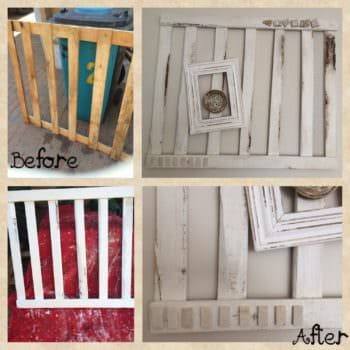 Decorative Pallet Wall Art