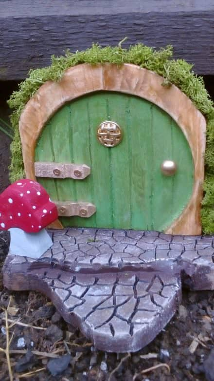 Fairy Doors from Pallets