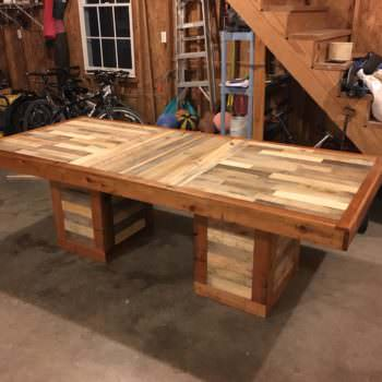 Master Kitchen Table