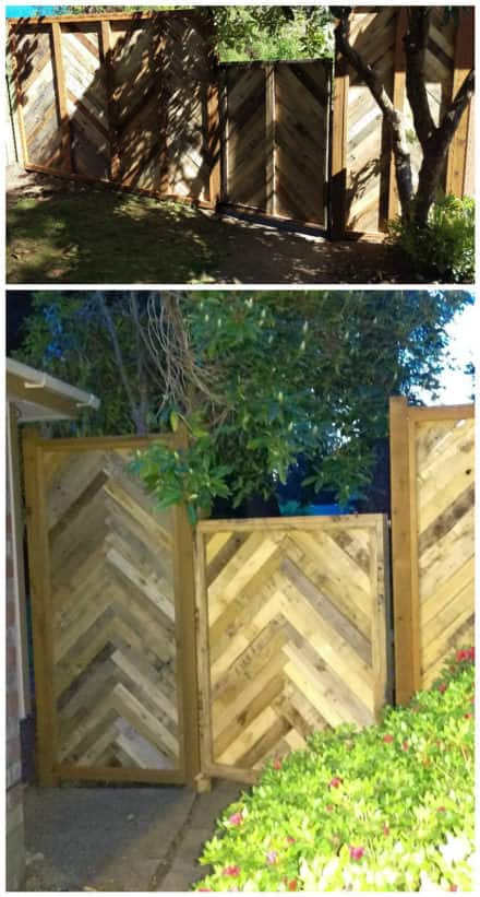 Pallet Fence - The Next Chapter