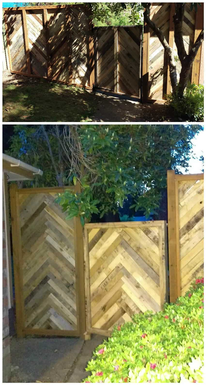Pallet Fence The Next Chapter 1001 Pallets