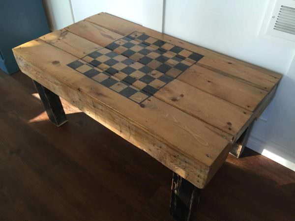 1001pallets.com-Pallet Game/Coffee Table 4