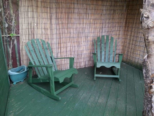 Rocking Chairs DIY Pallet Furniture Lounges & Garden Sets