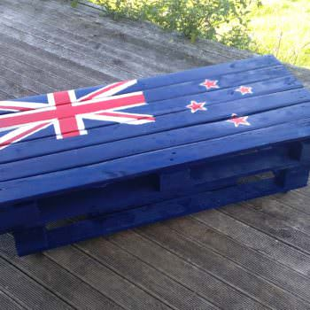Flag Indoor/Outdoor Coffee Table