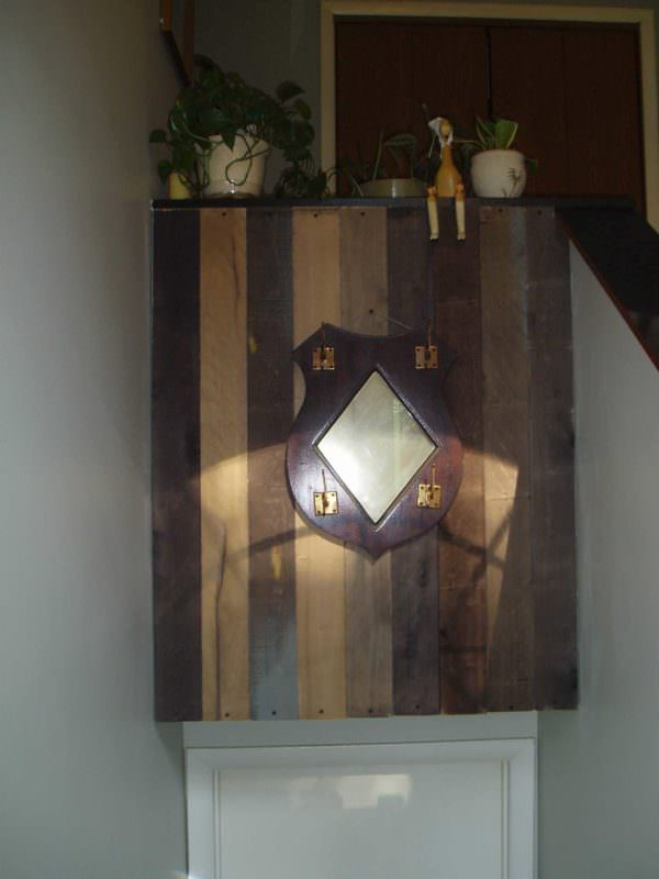 Free Wood Wall Art Pallet Wall Decor & Pallet Painting
