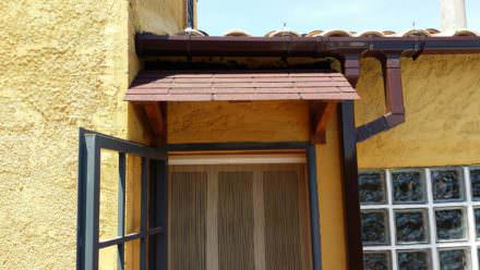 Pallet Portico/Canopy