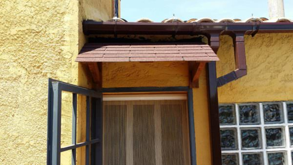 Pallet Portico/Canopy Pallet Ceilings & Pallet Roofs