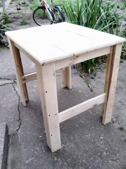 Pallet Table Set