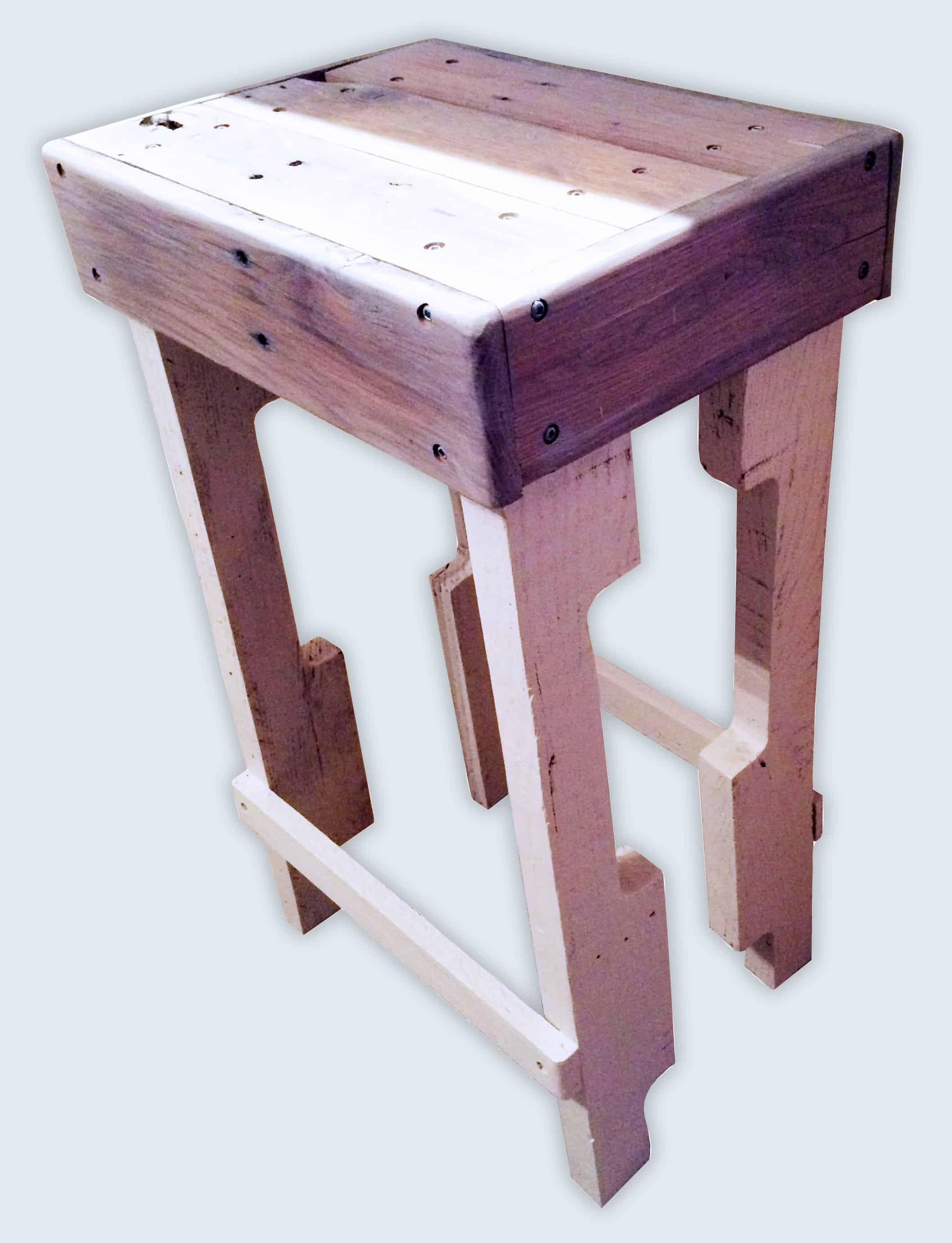 Wonderful image of Rustic Pallet Bar Stools • 1001 Pallets with #43243B color and 2115x2762 pixels