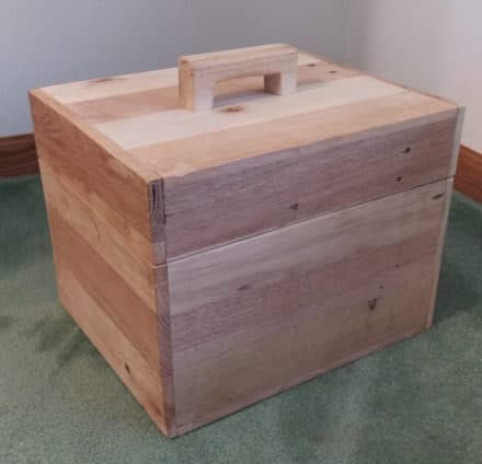 Beautiful Pallet Box