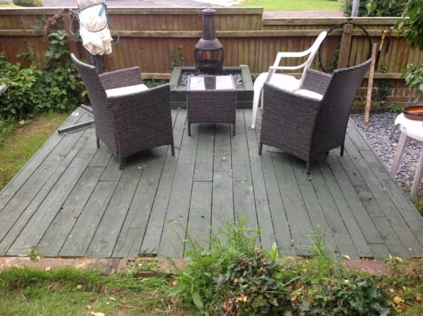 Pallet Deck/Lounge Area Pallet Flooring Pallet Terraces & Pallet Patios